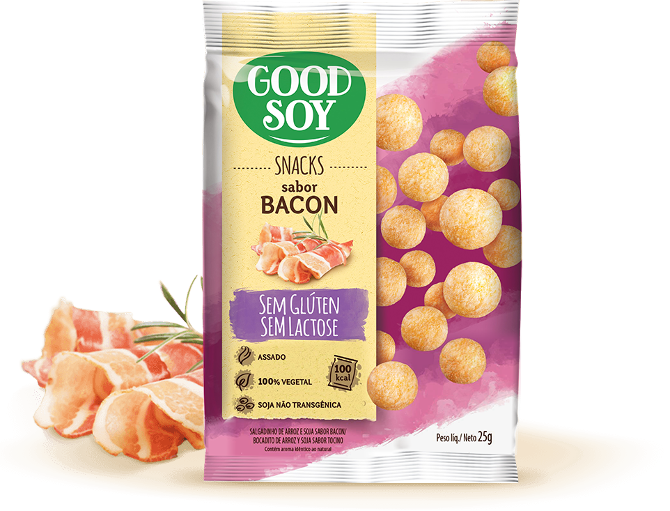 Good Soy Bacon