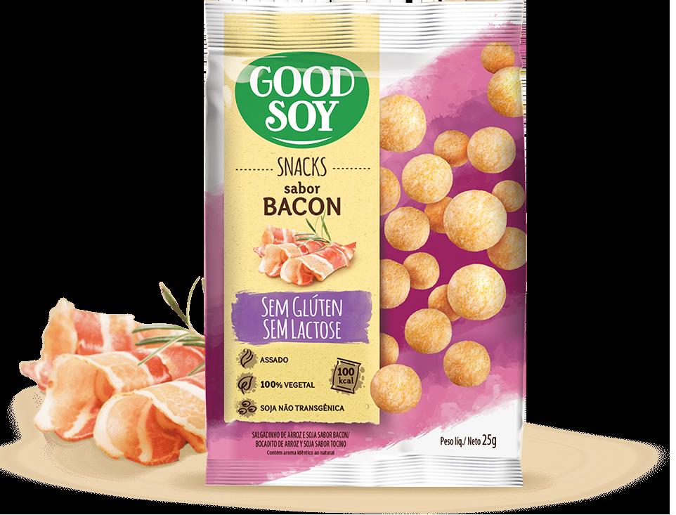 Good Soy Bacon
