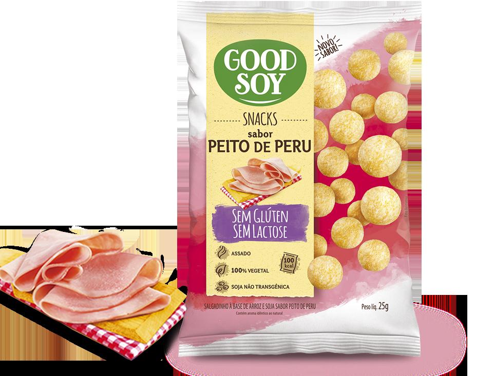 Snack Peito de Peru