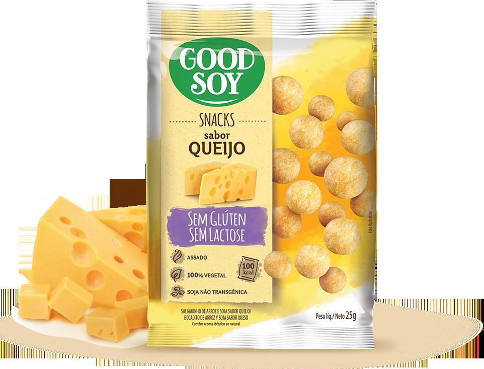 Good Soy Queijo